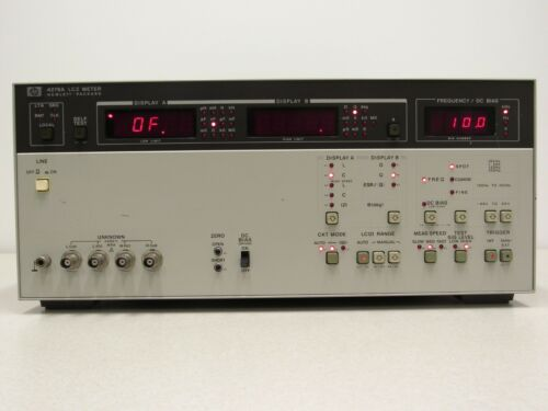 HP Agilent 4276A LCZ Meter 100 Hz to 20 kHz
