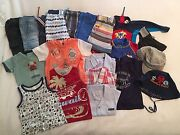 PRICE DROP Size 1 baby boys summer clothing pack. Eatons Hill Pine Rivers Area Preview