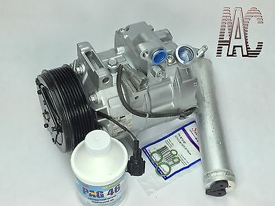 Remanufactured AC Compressor + new Drier for 2009-2012 Nissan GT-R w/ Warranty