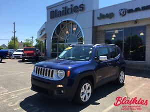 2017 Jeep Renegade Limited | 4x4 |