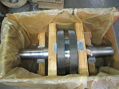 LUFKIN 2 LS GEAR SHAFT ASSEMBLY ASSEMBLY GEAR BM144317 N290 C-6531 NEW