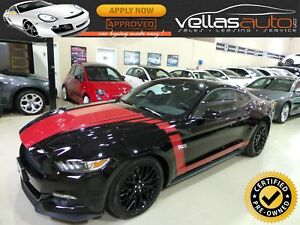 2015 Ford Mustang GT Premium GT  NAVIGATION  6SPD  LEATHER