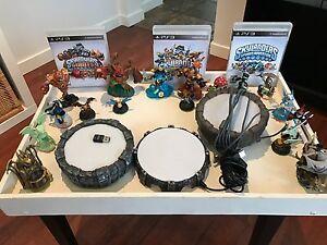 Skylander's collection for sale