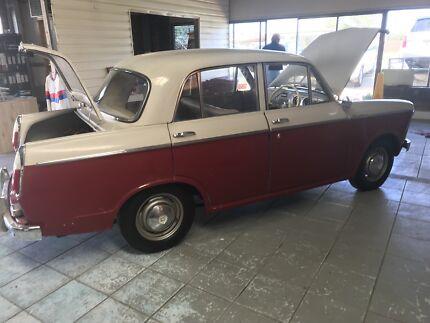 1962 Datsun bluebird