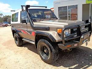 1986 Toyota LandCruiser BJ 74 LX FPR TOP Mansfield Mansfield Area Preview
