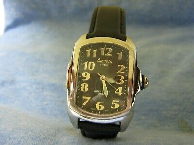 Women's Swiss ACTIVA Water Resistant Watch w/ New Battery