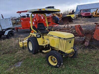 Deere 755 Tractor Diesel