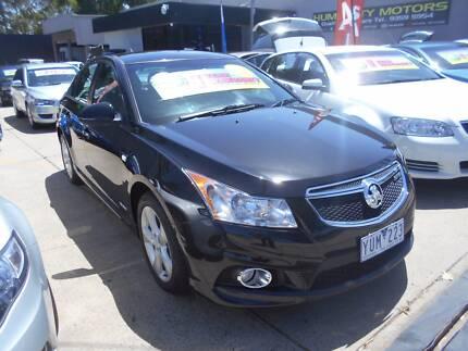 2012 Holden Cruze SRI-V  Sedan Fawkner Moreland Area Preview
