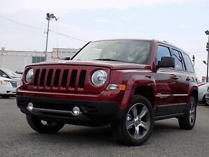 Jeep Patriot High Altitude 4X4 2016