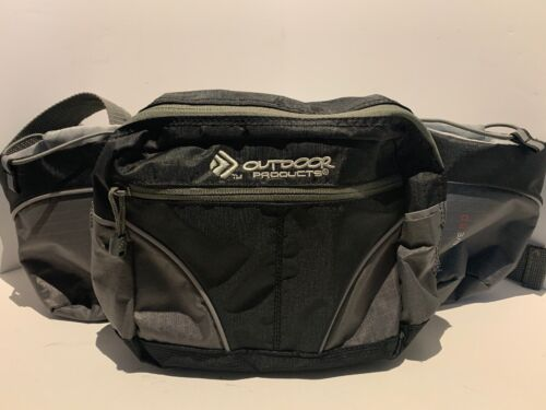 Outdoor Products H20 Mojave Waist Pack Running Fanny Belt Po