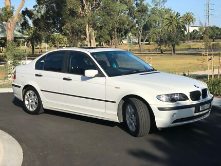 2002 BMW 318i E46 Auto MY02 Moonee Ponds Moonee Valley Preview