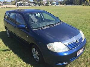 2006 Toyota Corolla (Auto & Wagon)-FINANCE AVAILABLE Acacia Ridge Brisbane South West Preview