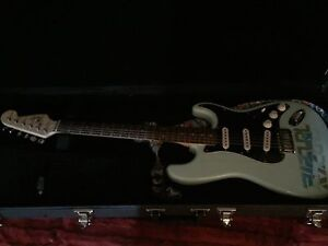 Fender squire/strat guitar Yagoona Bankstown Area Preview