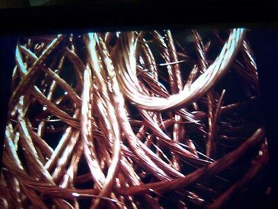 Scrap Copper Wire - 5 Lbs. Bare Bright 1 Copper Wire