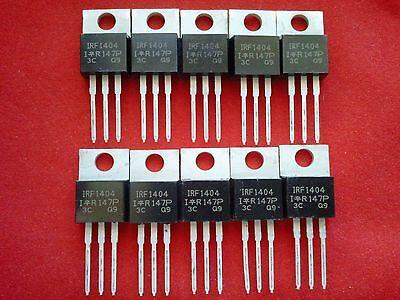 10 X Irf1404 Original Ir Transistor Heat Sink Compound Usa Free Shipping