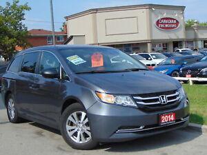 2014 Honda Odyssey 2014 Honda Odyssey - 4dr Wgn SE