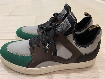 Authentic men Fendi shoes