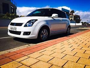 2010 Suzuki Swift Hatchback Aberfoyle Park Morphett Vale Area Preview