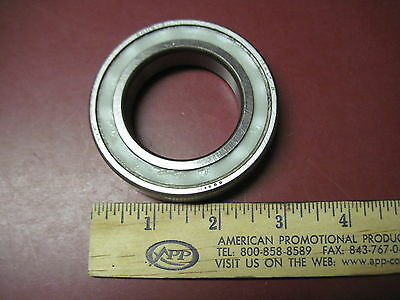 Skf 6009-z Single Line Metric Ball Bearing 75mm Od 45mm Id 16mm Width - New -