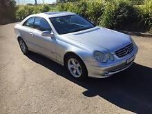 2003 Mercedes-Benz CLK320 Coupe Sans Souci Rockdale Area Preview