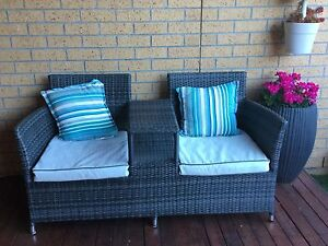 Cane outdoor 2 seater , moving away sale Point Cook Wyndham Area Preview