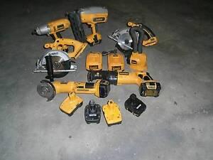 Dewalt 18 Volt Tools Plainland Lockyer Valley Preview