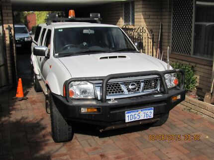2009 Nissan Navara Ute Willetton Canning Area Preview