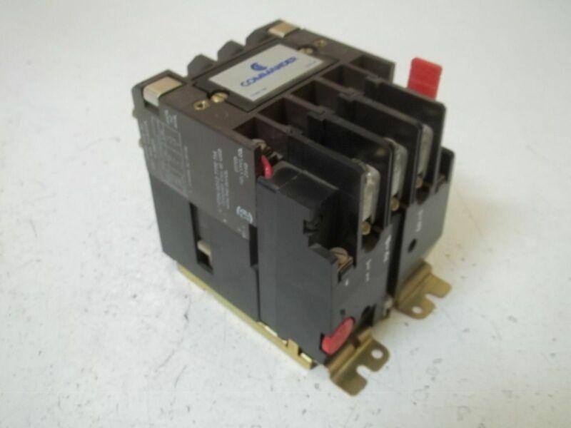 COMMANDER T13U03A CONTACTOR *NEW NO BOX*