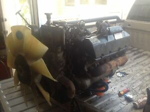 1999 ford 7.3l turbo Diesel engine and turbo