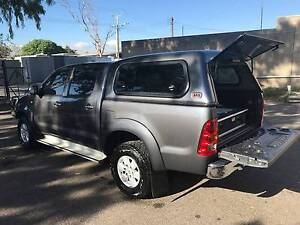 2010 Toyota Hilux Ute 4x4 SR5 Wingfield Port Adelaide Area Preview