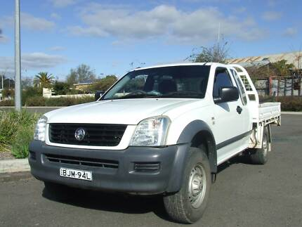 2006 Holden Rodeo Ute Hay Hay Area Preview
