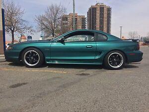 1997 Mustang GT 5spd
