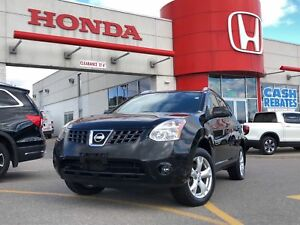 2008 Nissan Rogue SL, power roof, AWD, low kms