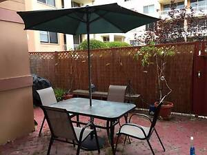 Outdoor dining set with or without BBQ Rosebery Inner Sydney Preview