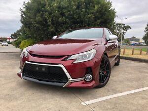 2013 Toyota Mark X 350 G's GAZOO Sedan Thomastown Whittlesea Area Preview