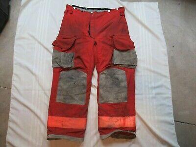 Lion Janesville 40l Firefighter Turnout Bunker Gear Pants Rescue Tow