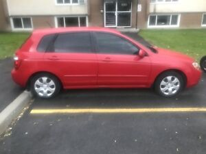2008 Kia spectra5 (SAFETIED AND ETESTED)