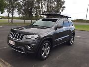 2014 Jeep Grand Cherokee WK MY 2014 limited (4x4) 8 speed sports auto Urangan Fraser Coast Preview