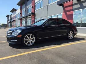 2014 Mercedes Benz C350 Truly Loaded!