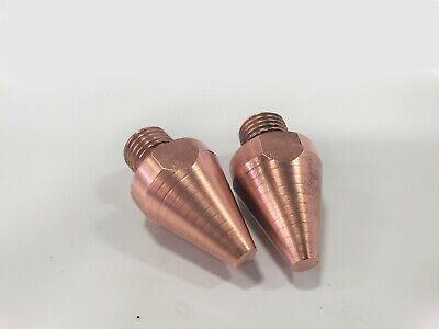 Spot Welder Std Tips Tnt040211 For Miller-tt-6 Tt-9 And G7 Welding-tongs