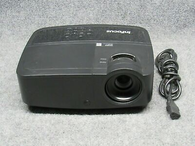InFocus IN122a 3500 Lumens SVGA DLP Portable Projector *Tested*