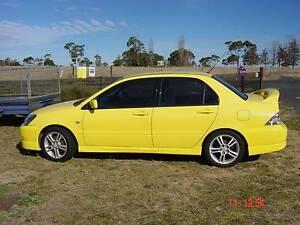 2003 Mitsubishi Lancer Sedan Glen Innes Glen Innes Area Preview