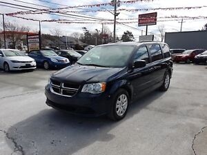 2016 Dodge Grand Caravan Stow N Go ($125 bi-weekly, 0 down, OAC)