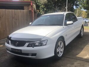 2004 Holden Crewman S 4 Sp Automatic Crew Cab Utility