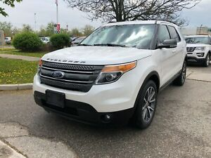 2015 Ford Explorer XLT,NAVIGATION,SUNROOF,LEATHER