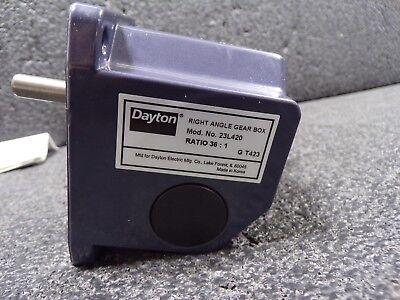 Right Angle Gear Box Speed Reducer 361 23l420 Ts