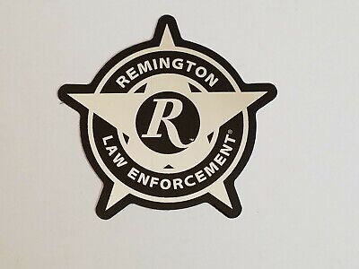 BUY 1 GET 1  FREE OEM Original Remington America Rifle Shooting Decal Sticker