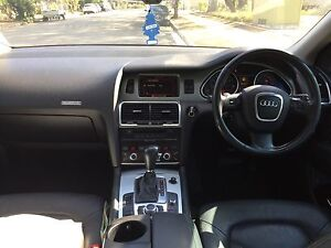 2008 Audi Q7. S-line Quattro