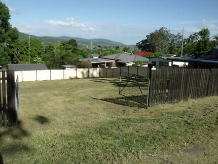 Great Block with house plans in Kyogle,  NSW