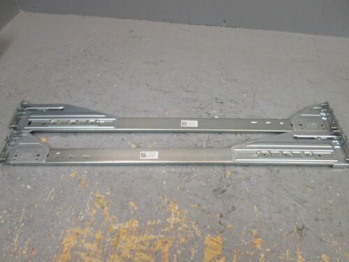 Dell PowerEdge R710 2U Server Sliding Rapid Rail KitP242J M997J Ready Rails